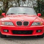 1-owner-1998-BMW-Z3-5-speed-front