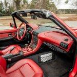 1-owner-1998-BMW-Z3-5-speed-interior