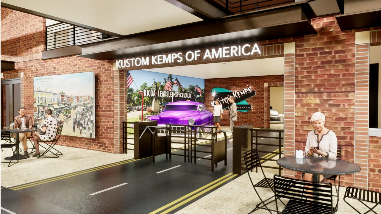 museum, Museum opening planned in late July at 'crossroads of America', ClassicCars.com Journal