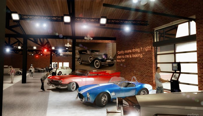 Salina Automotive Museum