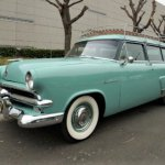 1953 Ford Mainline Ranch Wagon