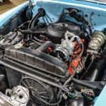 1954-Chevrolet-150-Handyman-Wagon-engine