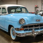1954 Chevrolet 150 Handyman Wagon main