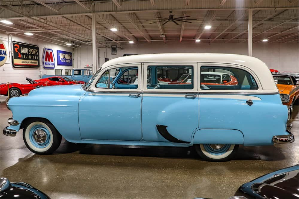 1954 Chevrolet 150 Handyman Wagon