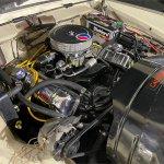 1963 Studebaker Gran Turismo Hawk engine