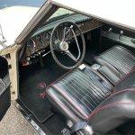 1963 Studebaker Gran Turismo Hawk interior