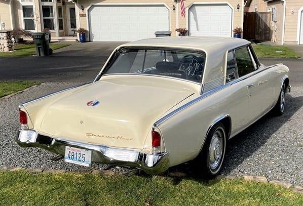 AutoHunter Spotlight: 1963 Studebaker Gran Turismo Hawk