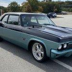 1965-Chevrolet-Biscaynne-restomod-quarter-front