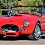 1965 Shelby Cobra 427 Paul Walker mecum 2