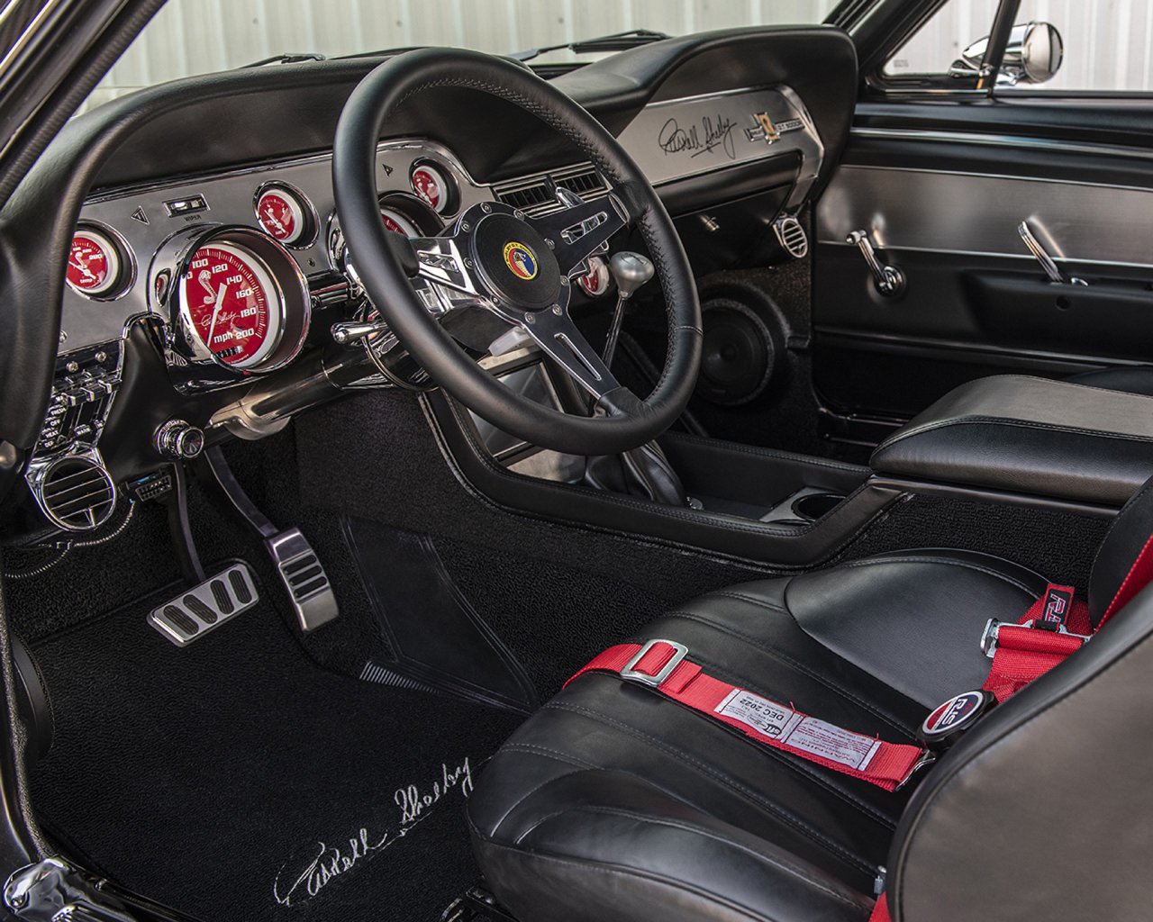 Shelby, Classic Recreations reveals first carbon-fiber Shelby GT500CR; lightweight muscle, anyone?, ClassicCars.com Journal
