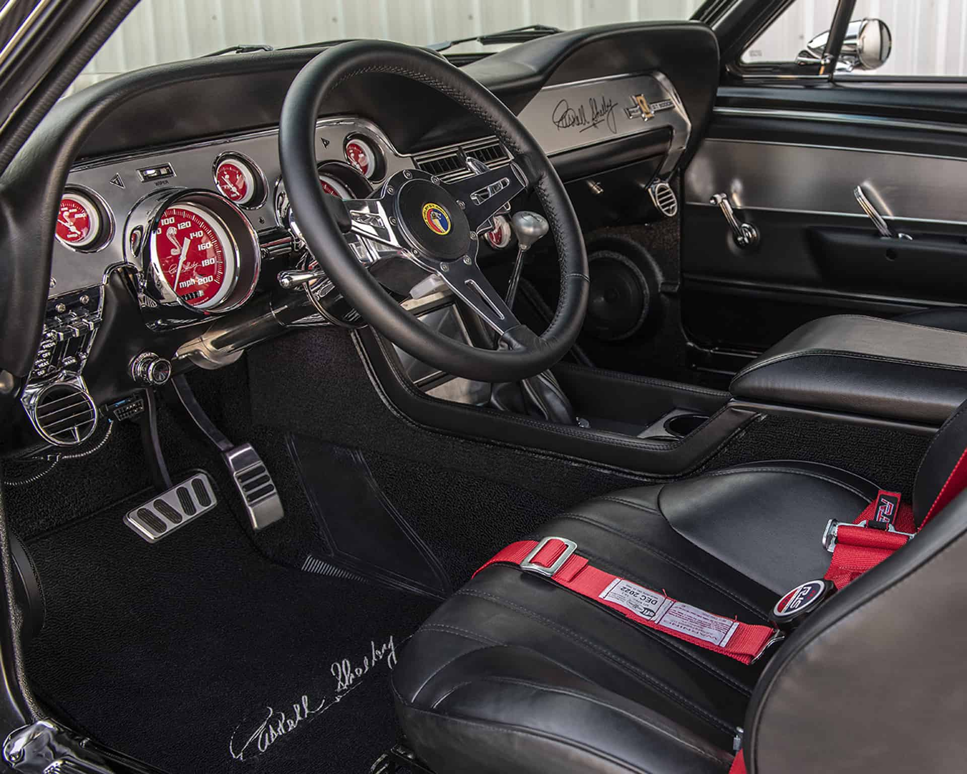 Classic Recreations' first carbon-fiber Shelby GT500CR | Photos from Classic Recreations