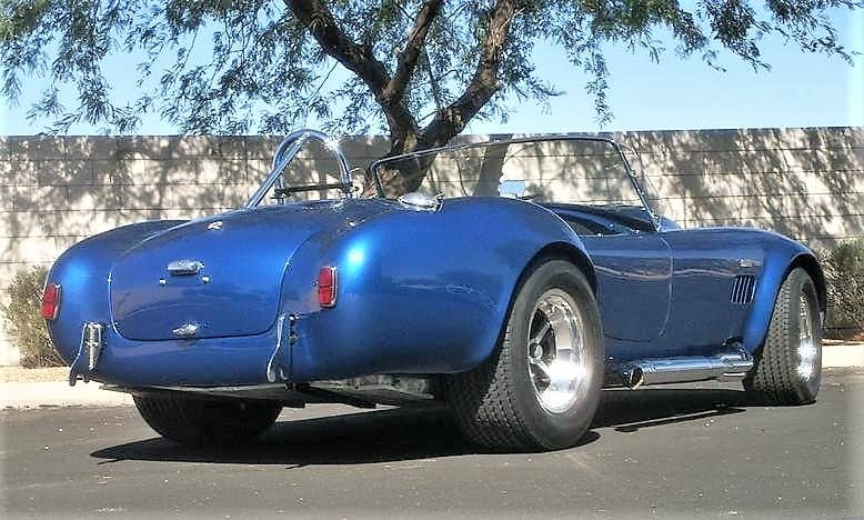 shelby, Carroll Shelby's personal Super Snake set for Barrett-Jackson auction, ClassicCars.com Journal