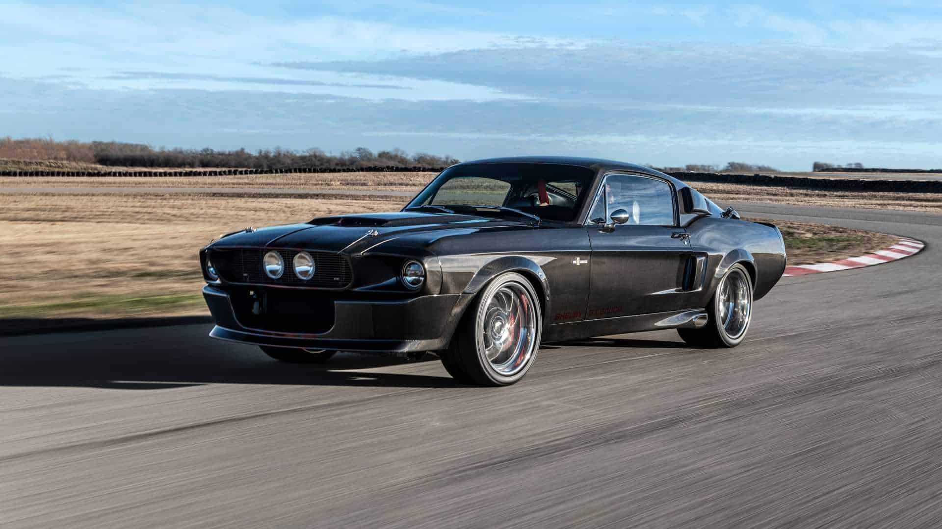 Classic Recreations' first carbon-fiber Shelby GT500CR   Photos from Classic Recreations