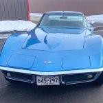 1969 Chevy Corvette front