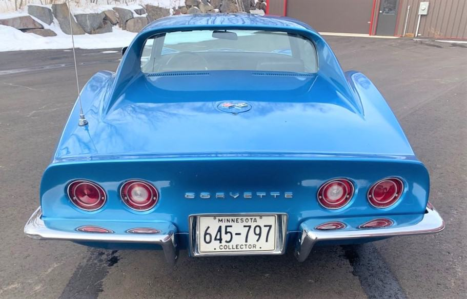 1969 Chevy Corvette main