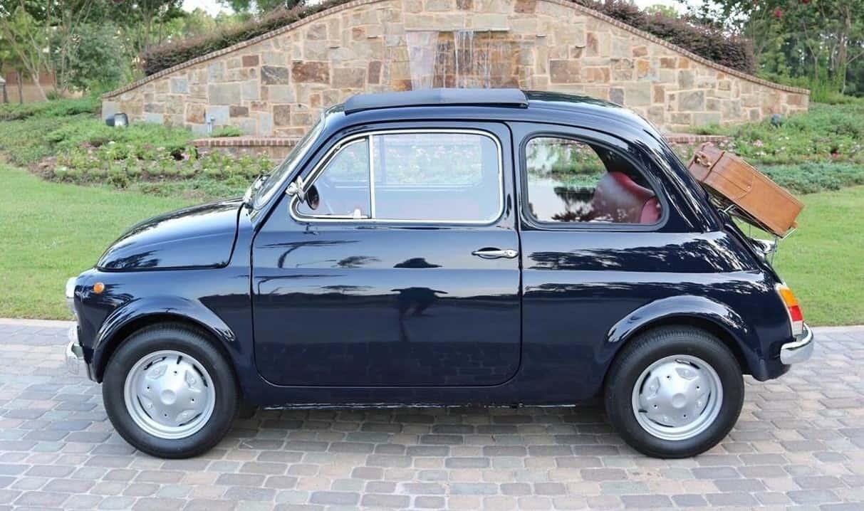 1972 Fiat 500R