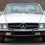 1972-Mercedes-Benz-350SL-front