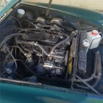 1974-MG-MGB-engine
