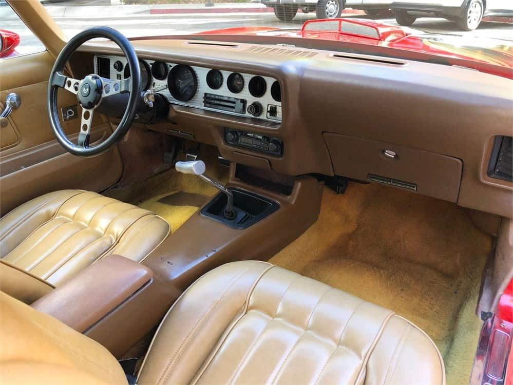 1977 Pontiac Trans Am 4-speed