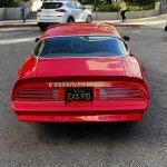 1977-Pontiac-Trans-Am-4-speed-rear