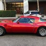 1977-Pontiac-Trans-Am-4-speed-side-view