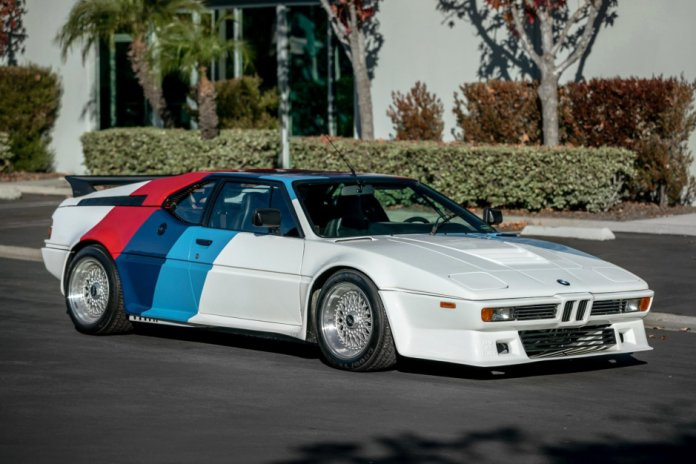 1980 BMW M1 AHG