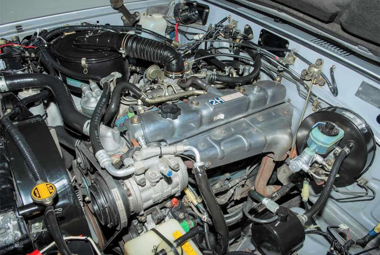 1987 Toyota Land Cruiser HJ60 main