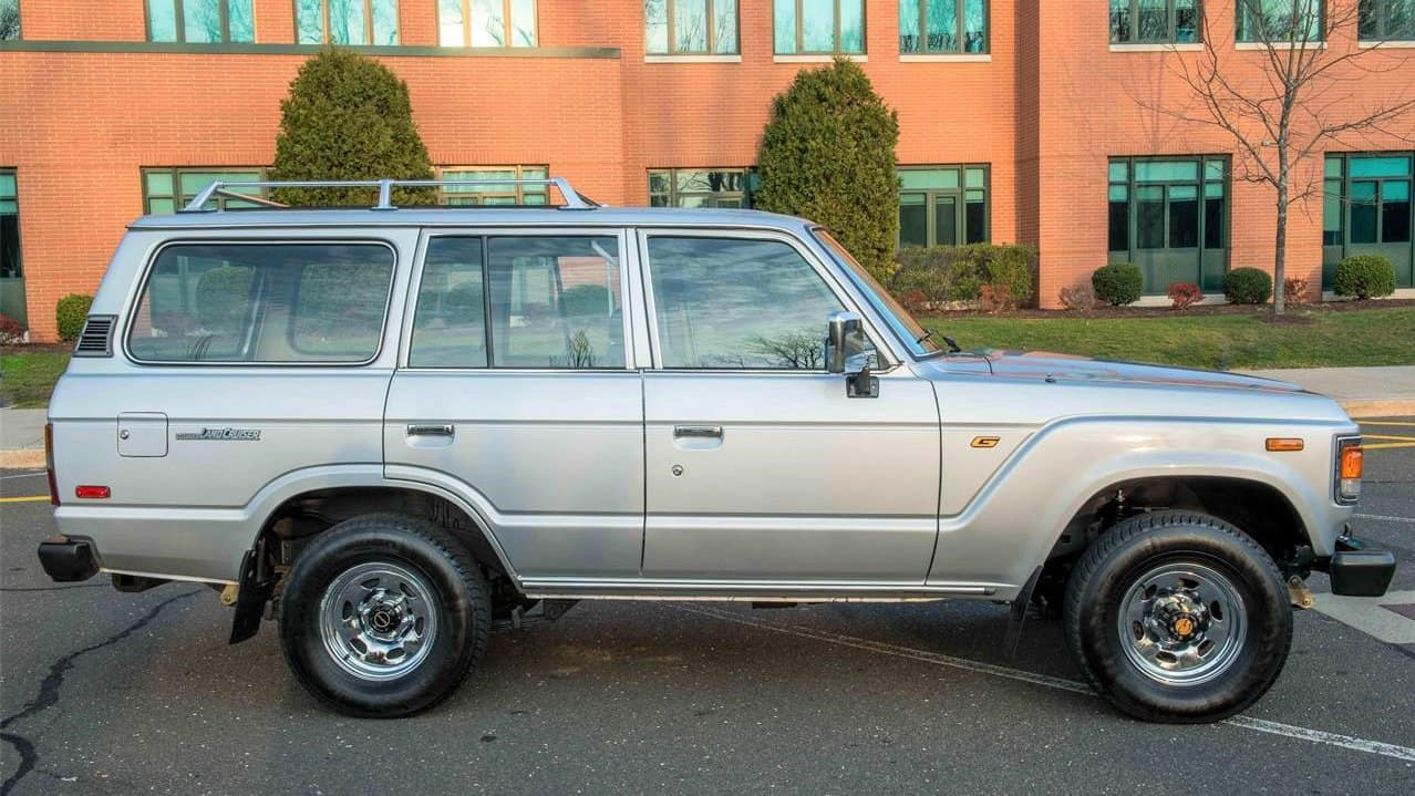 60-series, Pick of the Day: 1987 Toyota Land Cruiser HJ60, rugged yet comfortable, ClassicCars.com Journal
