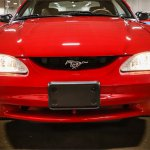 1994 Mustang Cobra Pace Car front
