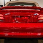 1994 Mustang Cobra Pace Car rear