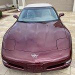 2003-Chevrolet-Corvette-50th-Anniversary-Edition-front