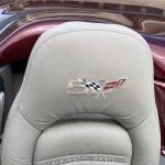 2003-Chevrolet-Corvette-50th-Anniversary-Edition-headrest