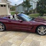2003 Chevrolet Corvette 50th Anniversary Edition main