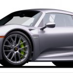 2015-Porsche-918-other-front-3q-wing-up