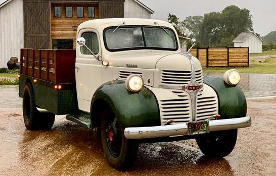 1947 Dodge WF32