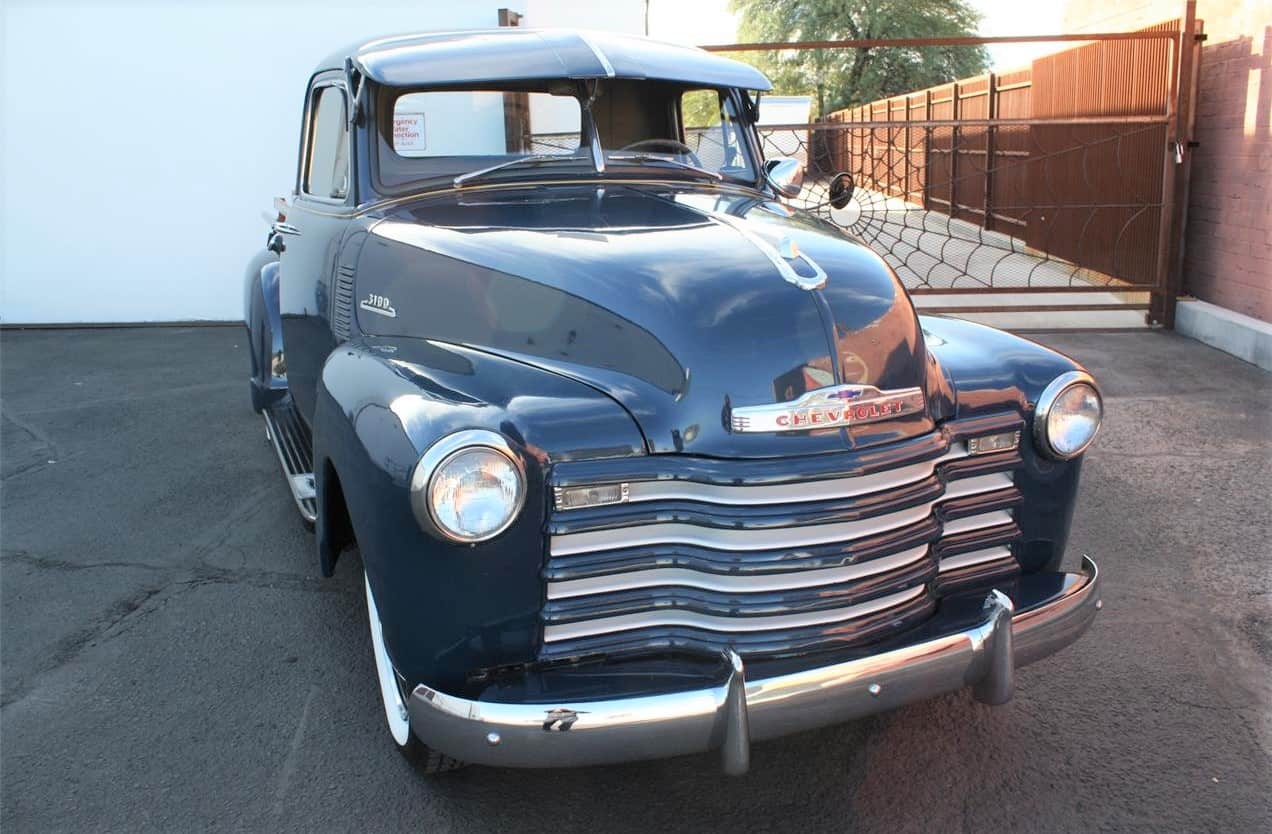 Chevy, Pick of the Day: Restored 1953 Chevy 3100 pickup, ClassicCars.com Journal
