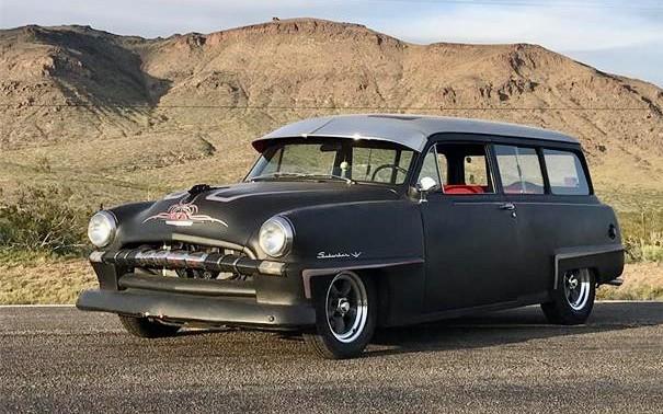1953 Plymouth Suburban