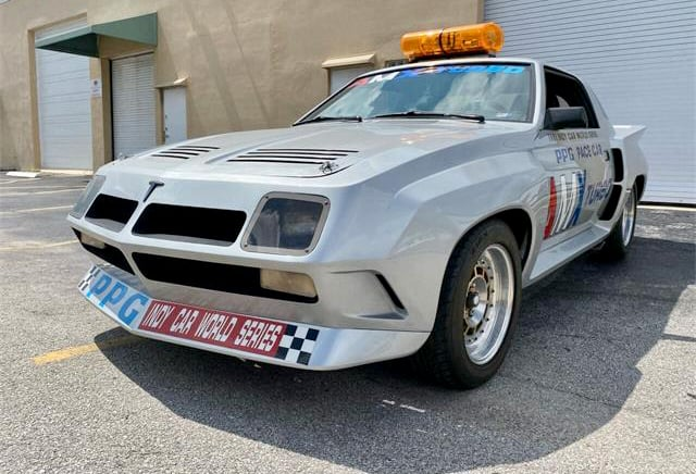 1981 AMC Spirit pace car