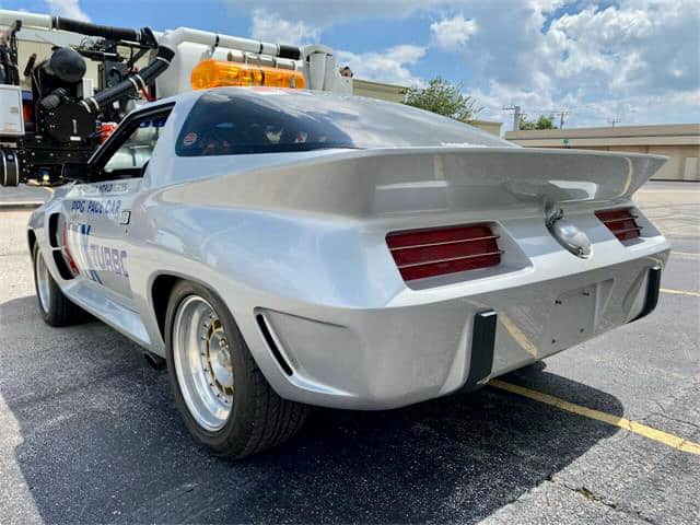 One-off 1981 AMC Spirit PPG pace car