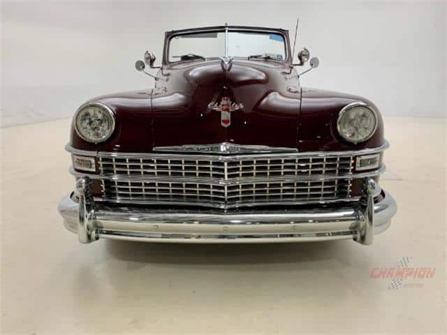 Chrysler, Pick of the Day: Resto-mod '48 Chrysler Town & Country convertible, ClassicCars.com Journal