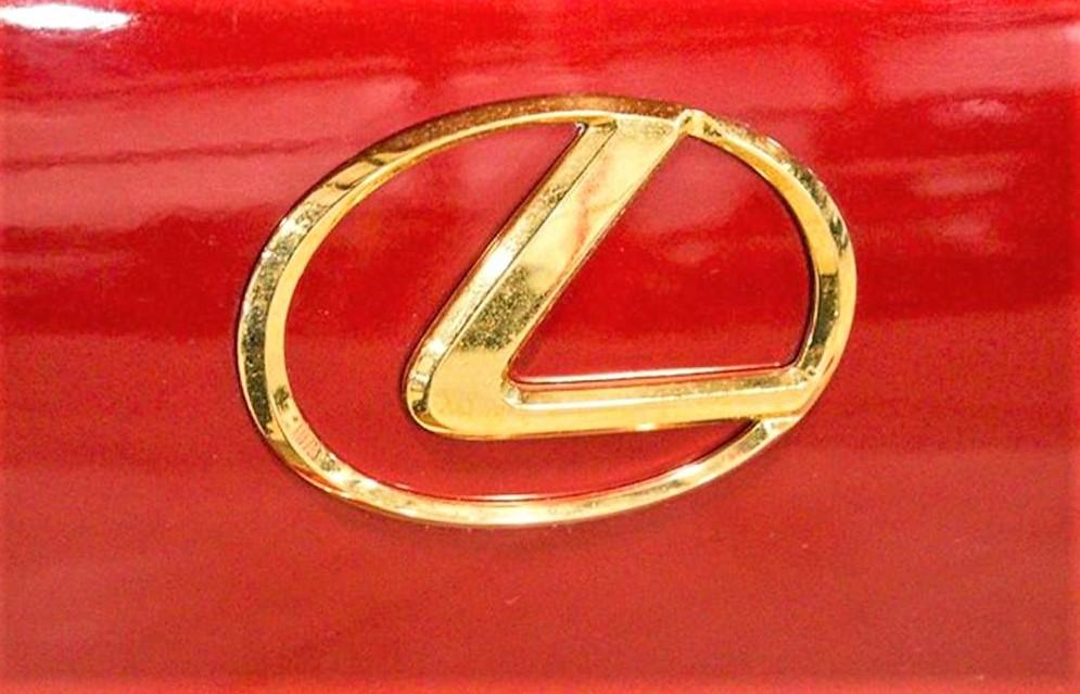 lexus, Pick of the Day: 1993 Lexus SC400 loaded up with gold-package bling, ClassicCars.com Journal