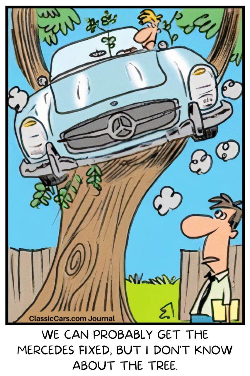 Classic Carl cartoon