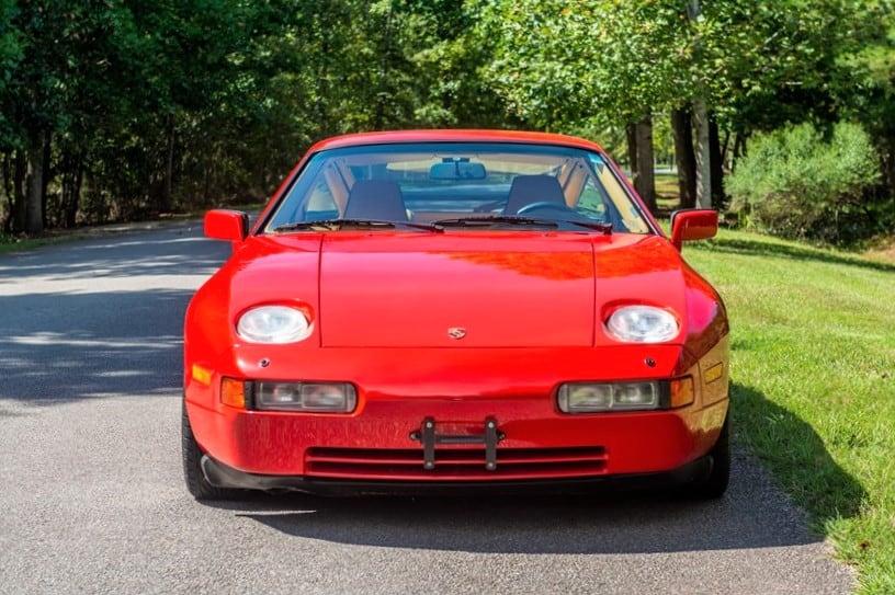 34K-MILE 1987 PORSCHE 928S4
