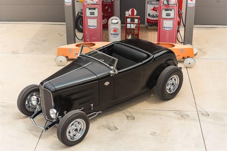 , Pawn Stars' Rick Harrison Lists 1932 Ford Roadster On AutoHunter, ClassicCars.com Journal