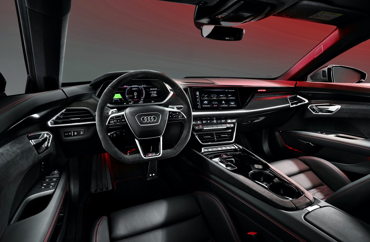 Audi, Audi electrifies its flagship with e-tron GT and RS models, ClassicCars.com Journal