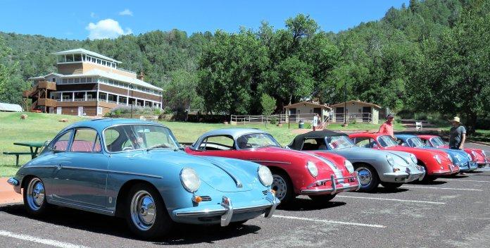 Porsche 356 Car Club