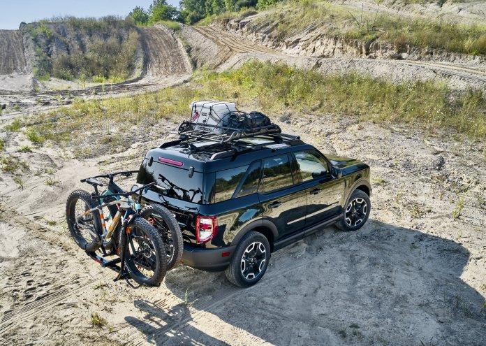 Ford Bronco Bike bundle