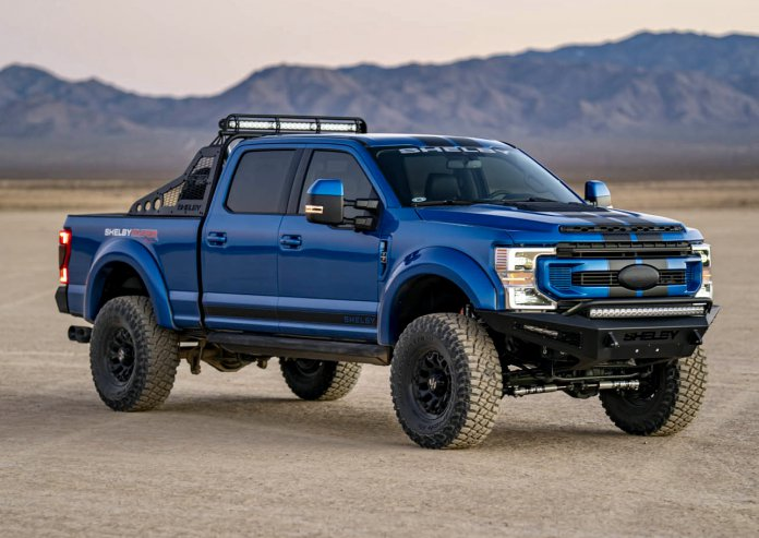 Shelby Ford F-250 Super Baja