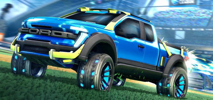 Ford F-150 Rocket League