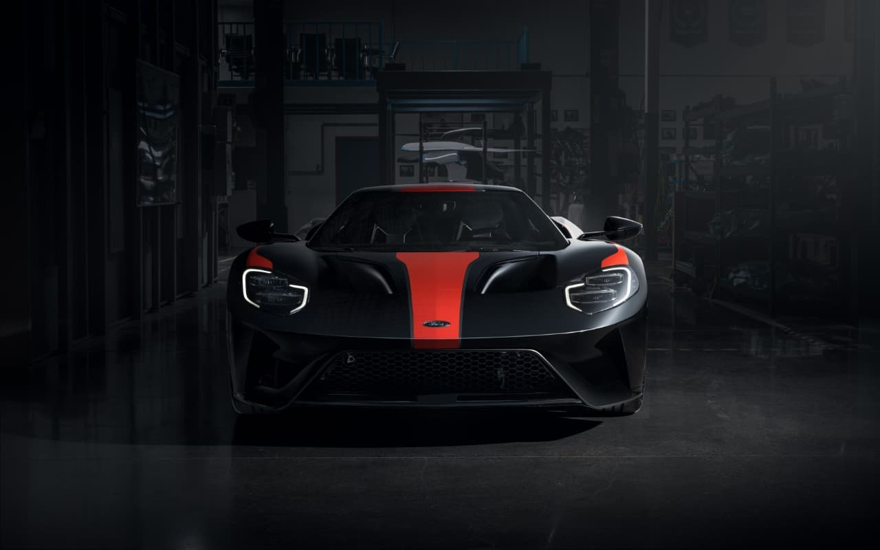 2021 Ford GT Studio Collection
